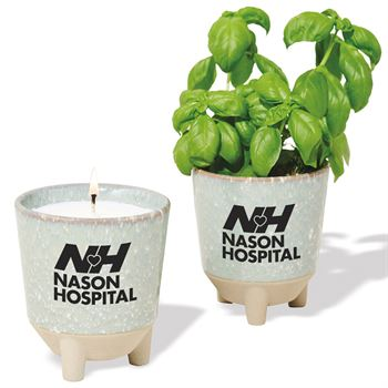 Modern Sprout Glow and Grow Live Well Gift Set - Personalization Available