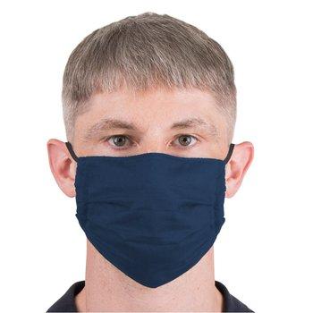 Reusable Pleated Face Mask - Blank