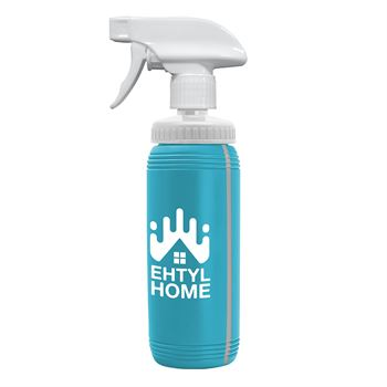 The Pint Spray Bottle With View Stripe 16 oz.- Personalization Available