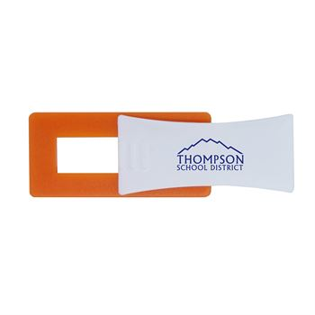 Two Tone Webcam Cover-Personalization Available