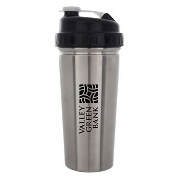 Typhoon Stainless Steel Ultimate Shaker Bottle 25 Oz-Personalization Available