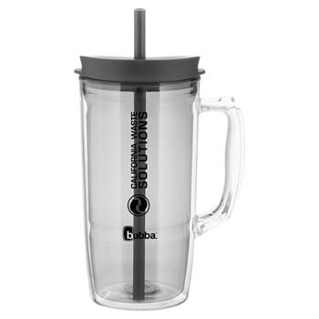 Bubba Envy Double Wall Tritan Mug With Silicone Straw 48 Oz. - Personalization Available
