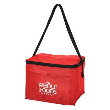 Lunch Cooler Bag with 100% RPET Material-Personalization Available