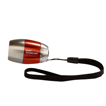 Stubby Flashlight - Personalization Available