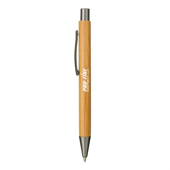 Bamboo Quick-Dry Gel Ballpoint - Personalization Available