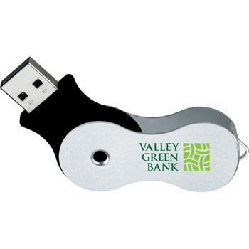 1 GB Infinity USB 2.0 Flash Drive - Personalization Available