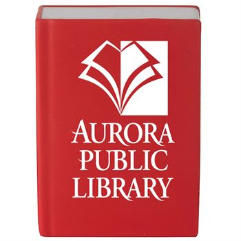 Book Stress Reliever-Personalization Available
