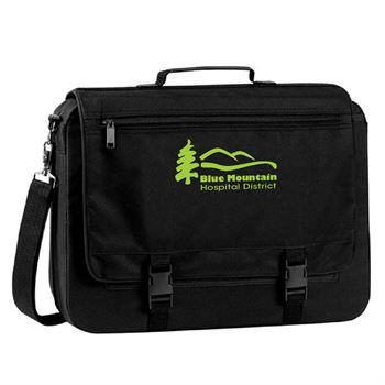 Expandable Briefcase-Personalization Available