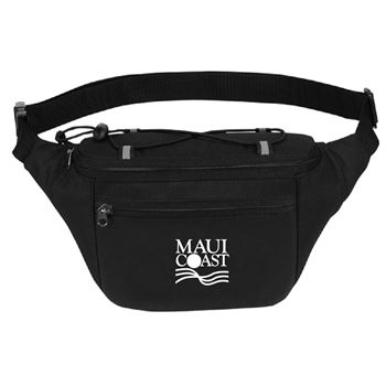 On-the-Go Waist Bag-Personalization Available