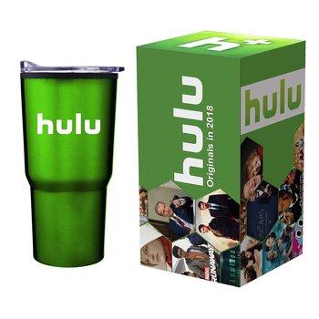 20 oz. Economy Tumbler Drinkware Gift Set Box-Personalization Available