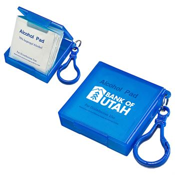 Handy Pack Sanitizing Wipes - Personalization Available