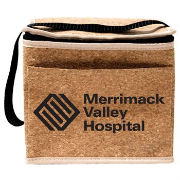 Cork Medium Cooler Bag - Personalization Available