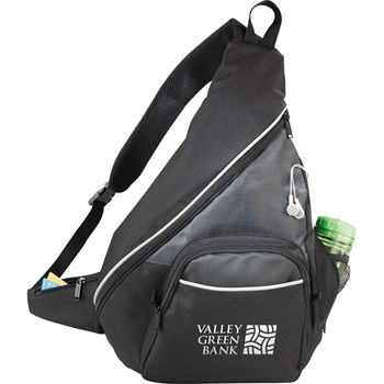 Vortex Deluxe Sling Backpack-Personalization Available