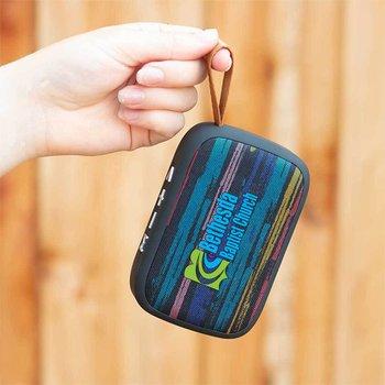 Metro Mini Wireless Speaker-Personalization Available