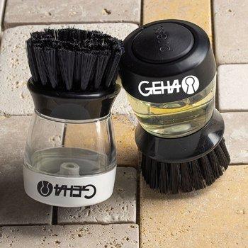 Soap Dispensing Scrub Brush - Personalization Available