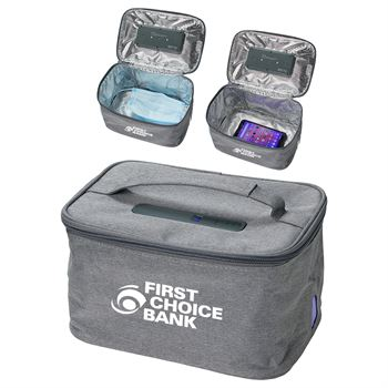Pure Pak Portable and Collapsible UV-C Sanitizing Bag - Personalization Available
