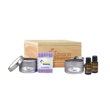 Ultimate Spa Set - Personalization Available