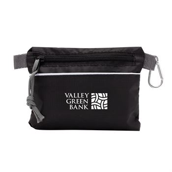 Premium First Aid Kit in Zippered Pouch - Personalization Available