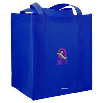 Hercules Shopper Tote with Antibacterial Additive   - Personalization Available