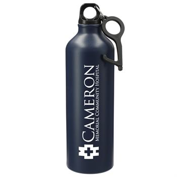 Pacific 26oz Aluminum Bottle with No Contact Tool-Personalization Available