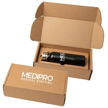 Breckenridge Stainless Steel 21 oz. with Gift Box - Personalization Available