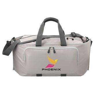High Sierra 24 Can Duffel Cooler-Personalization Available