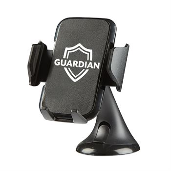 Wireless Charging Phone Mount - Personalization Available