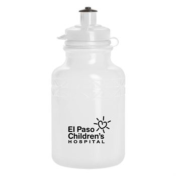 Mini BioGreen Water Bottle - 14 Oz. - Personalization Available