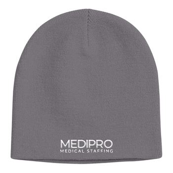 Knit Beanie Cap-Personalization Available