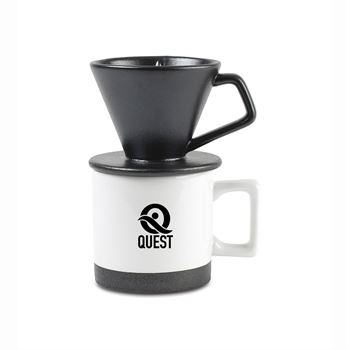 Aurora Ceramic Pour Over Set-Personalization Available