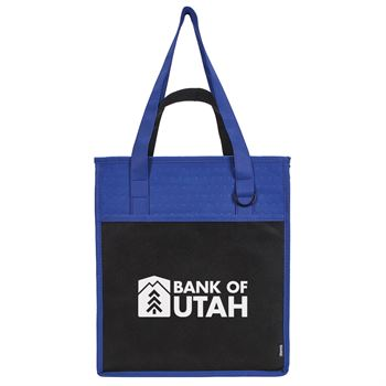 Non Woven Grocery Tote- Personalization Available