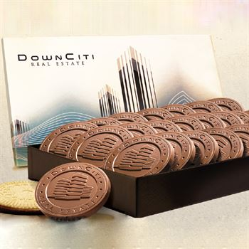 24-Cookie Gift Box-Personalization Available