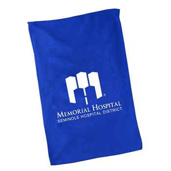 Micro-Fiber Rally Towel - Colors-Personalization Available