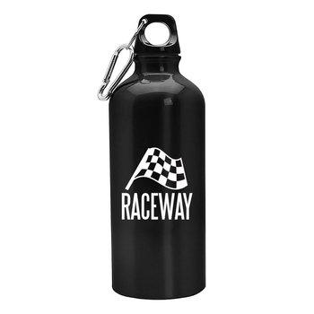 The Quest 20 oz. Aluminum Sports Bottle-Personalization Available