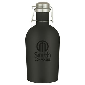 Portland 64 Oz Stainless Steel Beer Growler Jug-Personalization Available