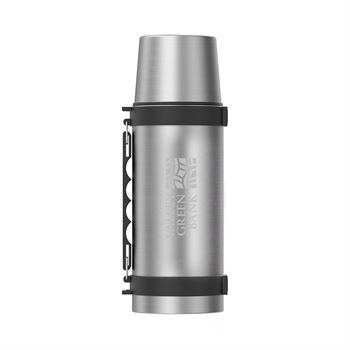 34 oz. Thermo Caf� by Thermos Double Wall Stainless Steel Beverage Bottle-Personalization Available