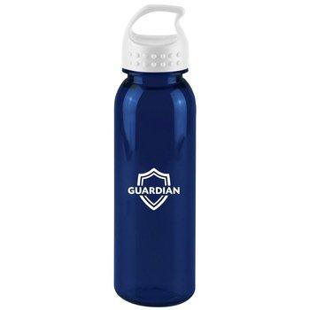 The Outdoorsman - Tritan Bottle-Crest Lid 24 oz.- Personalization Available