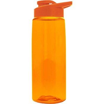 Tritan Flair Water Bottle With Drink Thru Lid 26 oz. - Blank