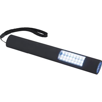 Grip Slim and Bright Magnetic LED Flashlight - Personalization Available