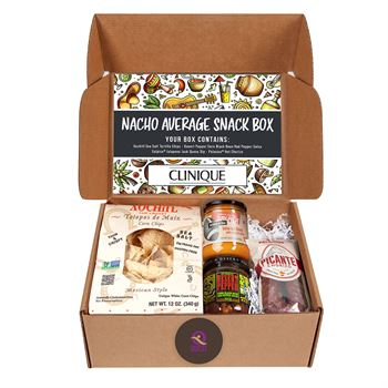 Nacho Average Snack Box - Spanish Gourmet Kit - Personalization Available