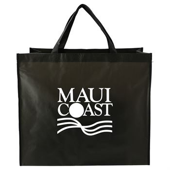 Double Laminated Wipeable Grocery Tote - Personalization Available