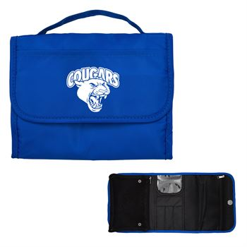 Hayden Hanging Toiletry Bag-Personalization Available