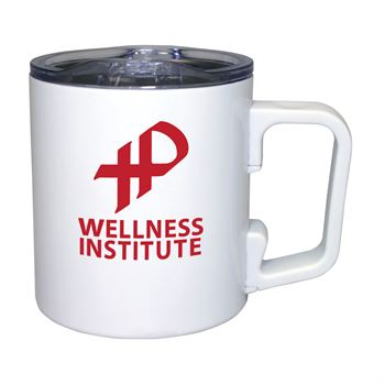 Revolution Coffee Mug With Lid 15 Oz.-Personalization Available