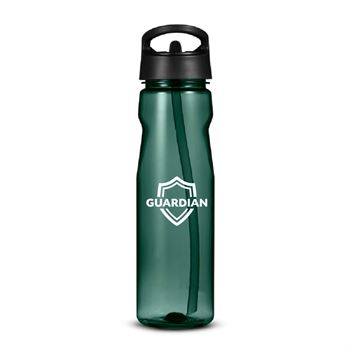 Columbia Tritan Water Bottle with Straw Top 25 oz. -�Personalization Available