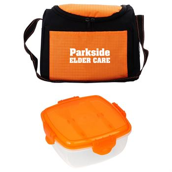 Clip Top Lunch Chiller -�Add your personalization