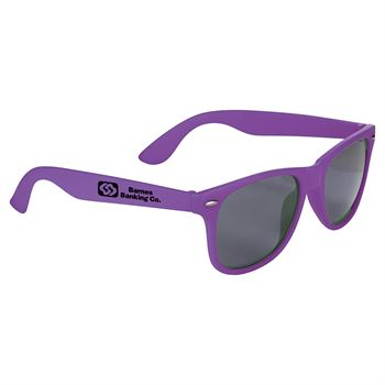 Matte Sun Ray Sunglasses- Personalization Available