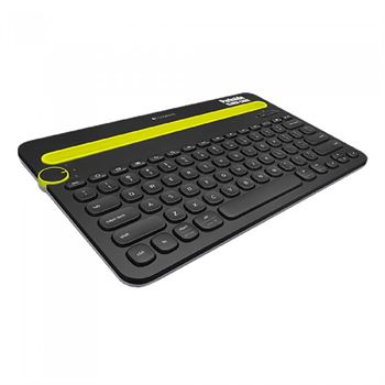 Logitech K480 Bluetooth Multi-Device Keyboard-Personalization Available