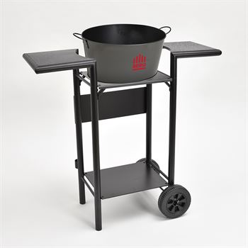 Rolling Bar Cart- Personalization Available