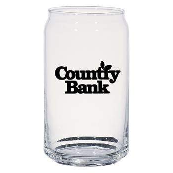 Ale Glass Can 16 oz.- Personalization Available