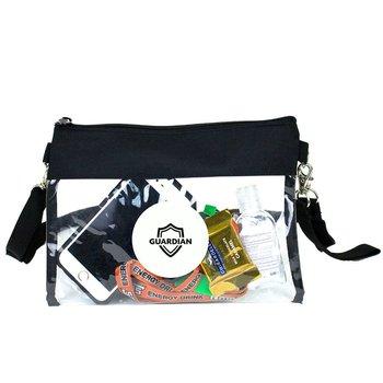 Clear Crossbody Purse Bag
